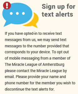 Text Alerts Information