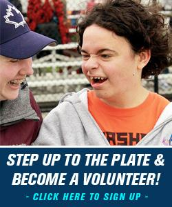 Volunteer for Miracle League