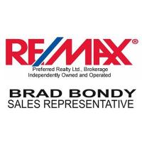 ReMax Preferred, Brady Bondy - logo